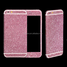 Full Body Glitter for iPhone 5 5S Shiny Phone Sticker Case Gold Sparkling Diamond Film Decals Matte Screen Protector