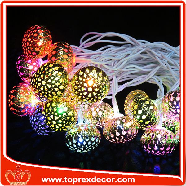 pearl christmas lights