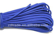 Polyester paracord,Nylon paracord,7 strand Parachute rope,Paracord