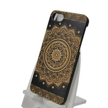 The Best Engraved Custom PC Wooden Phone Cases Details on Sale for I Phone 7 Case
