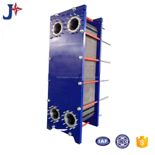 sea water titanium plate heat exchanger manufacturer