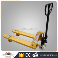 Cheap Price 2ton Hand Hydraulic Pallet Truck Forklift