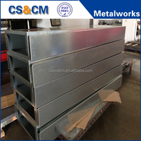 high precision custom made electrical aluminum telecom enclosure
