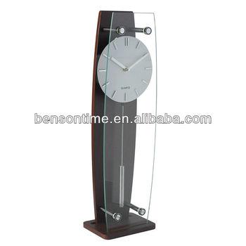 Modern pendulum wall clock buy clocks wooden pendulum table clocks quartz wall clock product - Contemporary pendulum wall clocks ...