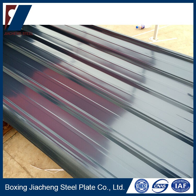 hot sale China supplier price 28 gauge corrugated steel roofing sheet Shandong