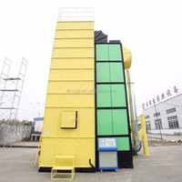energy-saving low cost heat treatment suspended furnace for bean dryer