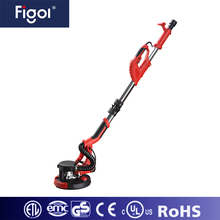 710W electric wall sander dry wall and ceiling sander with folding