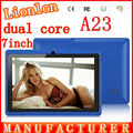 7 inch Allwinner A23 MID Cheapest Tablet PC Made In China With Capacitive touch screen