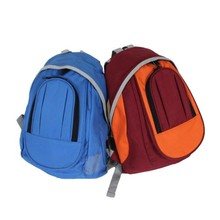 100% polyester high quality kids kindergarten school bag aged from 3-7 years