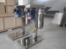stainless steel industry ginger garlic paste making machine/fruit and vegetable grinding machine