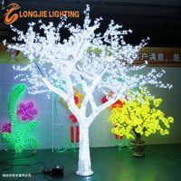 Illumination decorative outdoor led tree lights/ lighting tree sold by manufacturers directly