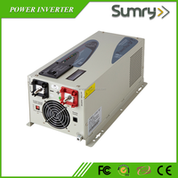 12v 24v 48v dc to 220v 230v ac pure sine wave off grid solar inverter with battery charger