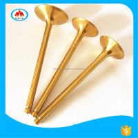 heat-resisting stainless steel spare parts engine valves For Mercedes-Benzz OM364 OM364A OM364LA OM 364 A LA