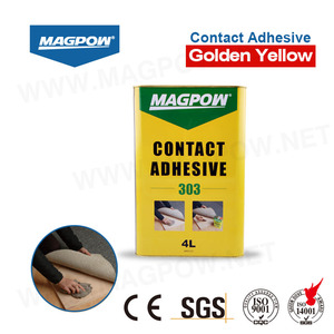 Magpow All Purpose Waterproof Rubber Contact Cement Glue For Leather Or Shoe Making