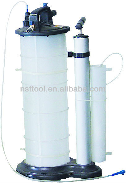 9L Pneumatic & Manual Fluid Bleeder/ Extractor