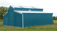 Customized Lowes Prefab Furnishing finished container house trailer houses container houses and villas