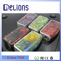 Hottest! wholesale pricing for the new arrival Resin D-box 75w in stock !!!