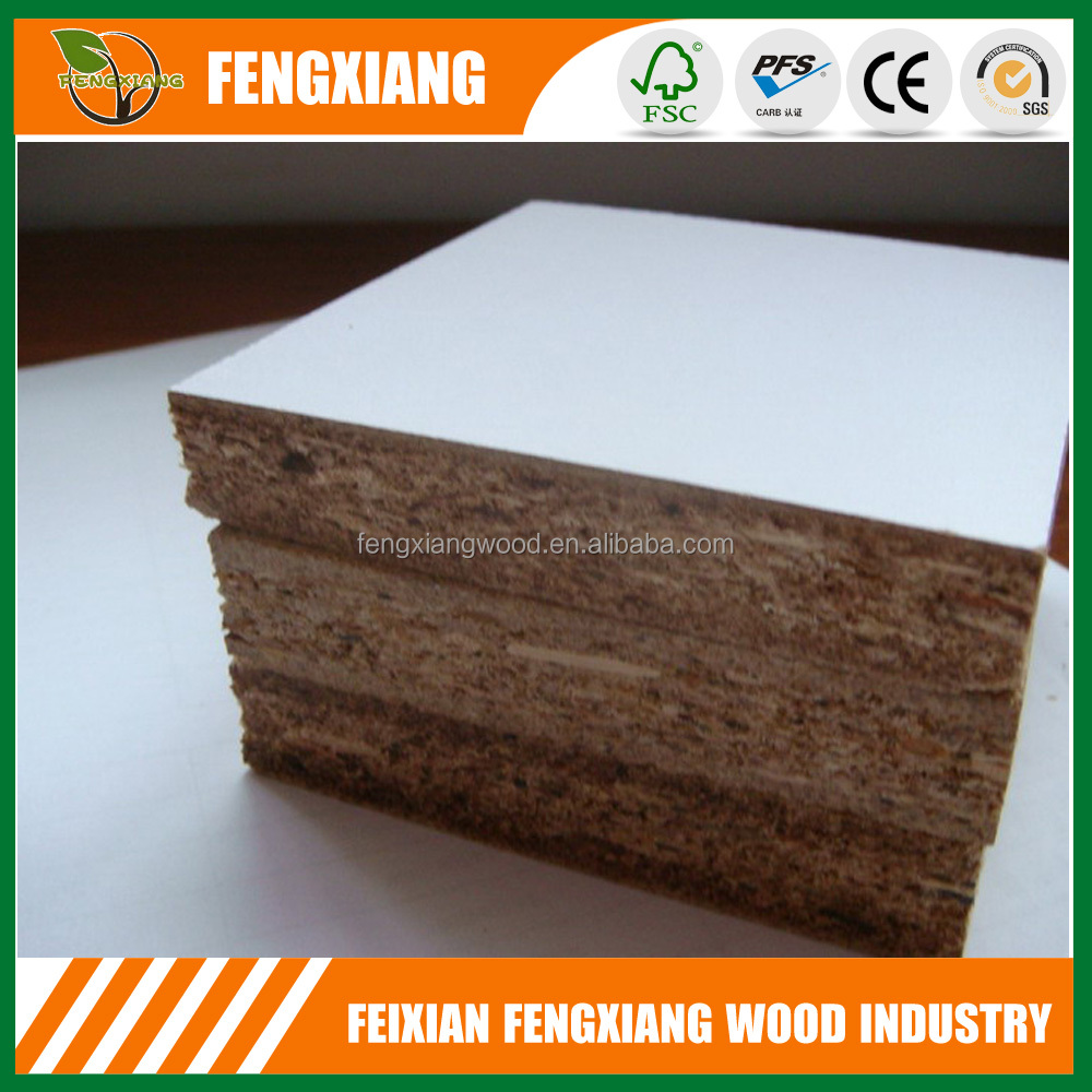 Melamine Particle Board/Melanine Faced/ Chipboard