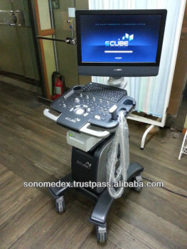 E-CUBE 7_4D Live_Color Doppler Ultrasound scanner