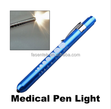 Medical First Aid LED Penlight Flashlight Torch Doctor Nurse EMT Emergency Pen Light