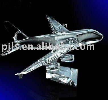 3D crystal plane model