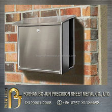 China supplier custom mailboxes for houses , letter box