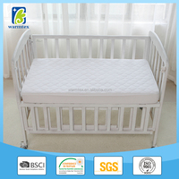 Waterproof Quilted Crib Mattress Pad Cover waterproof mattress pads and cover