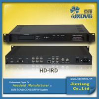 Digital Headend HD Satellite Receiver