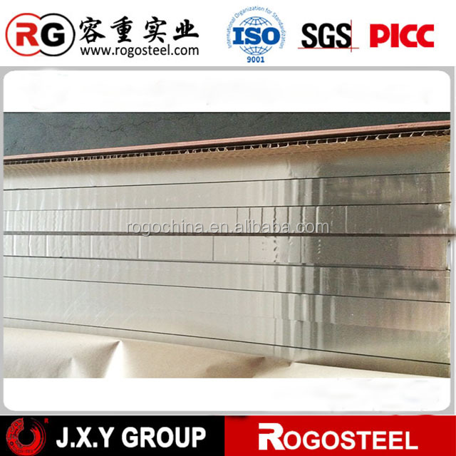 AL foil thickness 0.05mm aluminum composite panel honeycomb 1190*2800