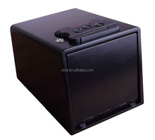 Portable gun safe cabinet for pistol with digital lock PS22