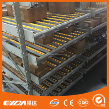 Adjustable and safety heavy duty warehouse storage mobile shelving system
