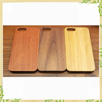 2016 hot sale natural wooden free sample phone case for iphone 6