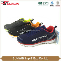 Comfortable softshell new material summer sports shoe with great price