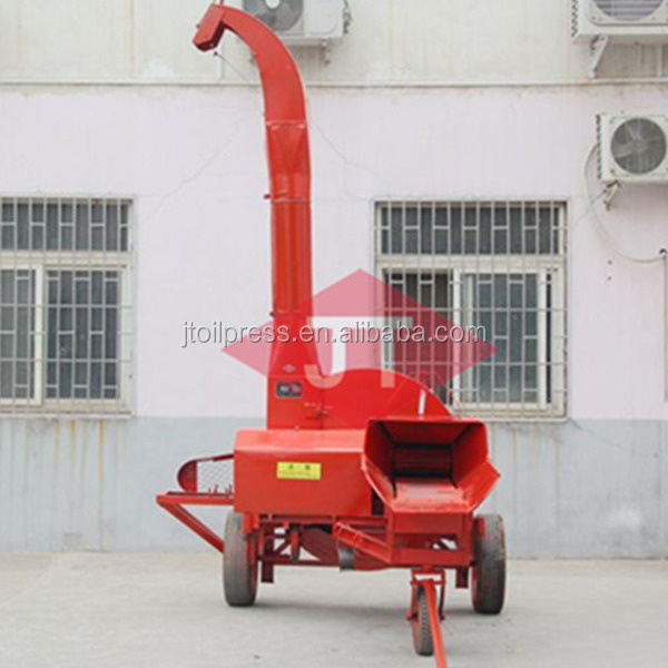 Automatic Type Animal Feed Rice Corn Straw Cutting Machine