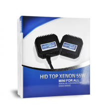 hottest 2014 best price! HID H7 xenon kit mini for all in one kit 12v/35w 4300K for headlight fog lamp made in China