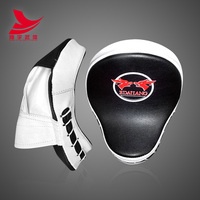 Popular Single Side Arc Taekwondo Kicking Pad PU Material Boxing Pads Resistance Impact Kicking Target With High Quality