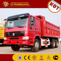 50 ton off road dump truck HOWO brand dump truck from China for sale