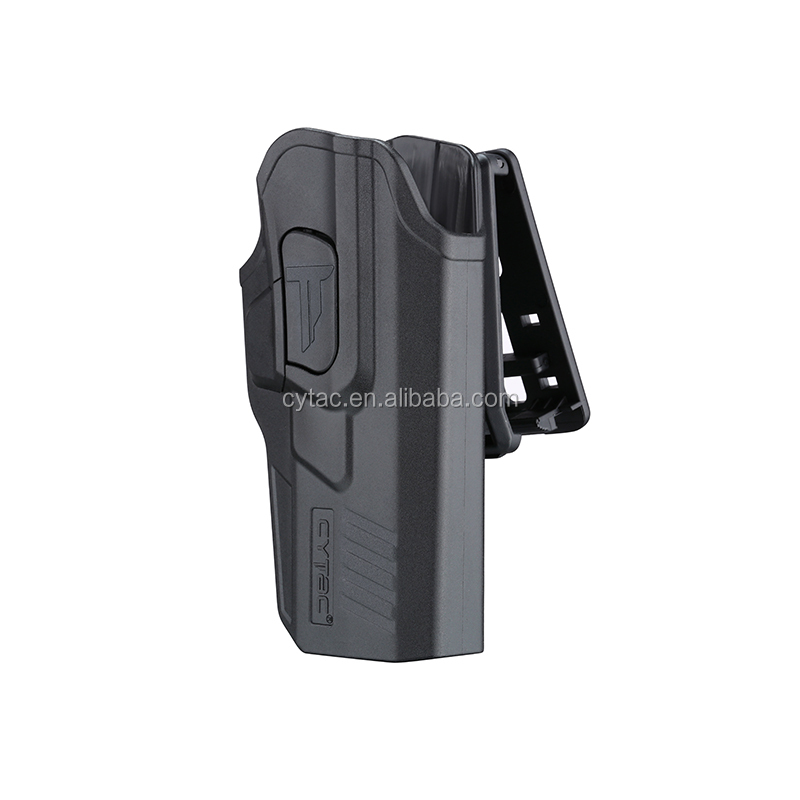 Fits S/&W M/&P Compact Cy-MPCG2 Cytac Locking Quick-Draw Paddle Holster