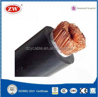 70mm2 Multiple Stranded Conductor Welding Cables