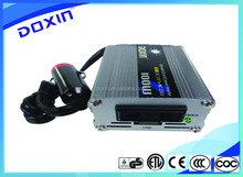 OEM favorable price 100W DC12V/24V to AC110V/200V210V/220V/230V/240V automotive power inverter with usb connector
