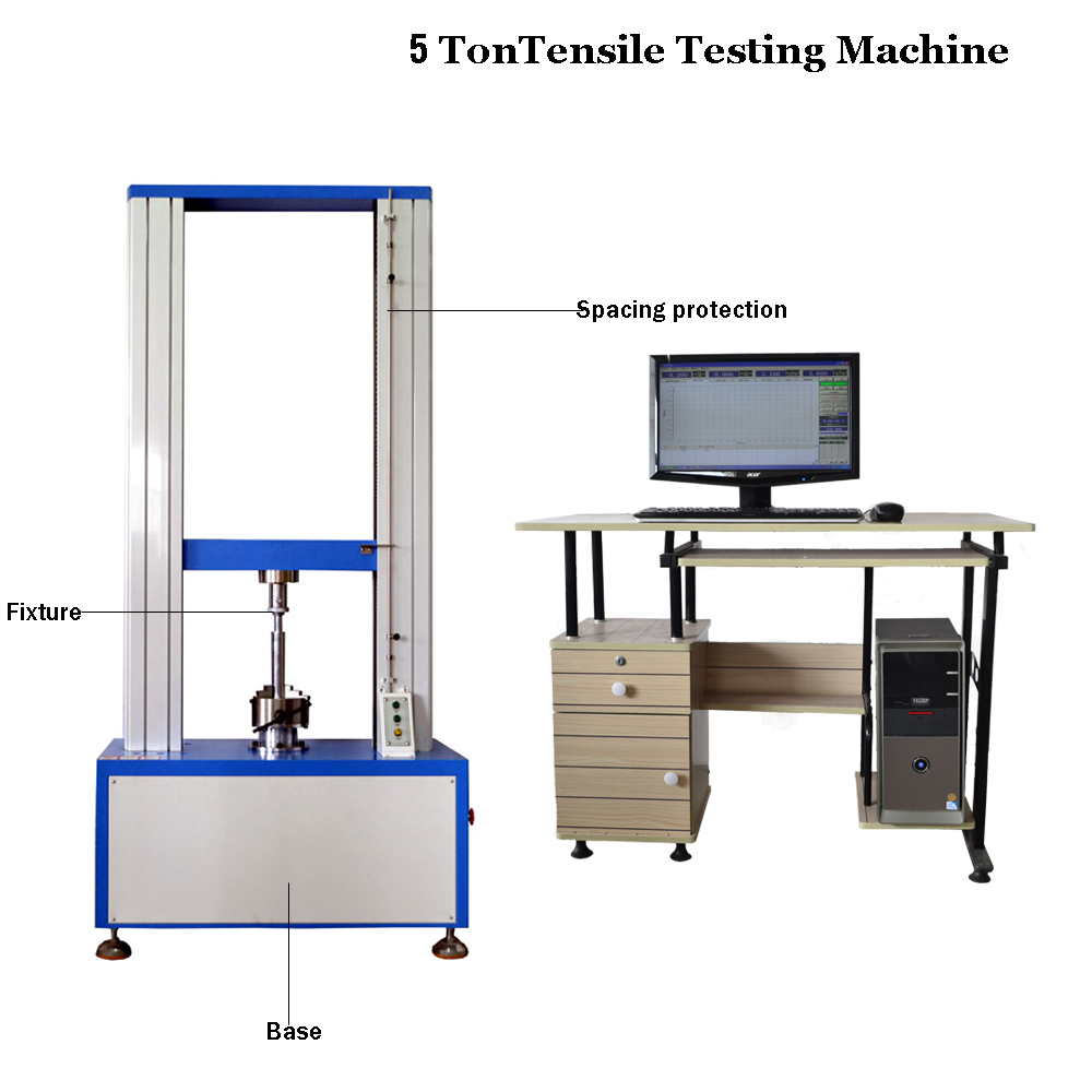 YK-1112 Computer Control Electronic Tensile Strength Test Equipment, Lab Instrument Compressive Strength Test Machine