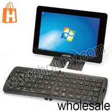 For iPad Wireless Keyboard,Mini Folding Bluetooth Keyboard for iPhone 5/Smartphone/Tablet PC