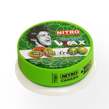 GMPC factory leaving price hair styling gel nitro canada hair wax