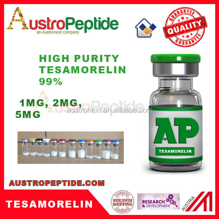 best quality peptides from china Tesamorelin acetate direct sale tesamorelin