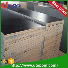WBP phenolic 9mm film faced plywood for making ship deck