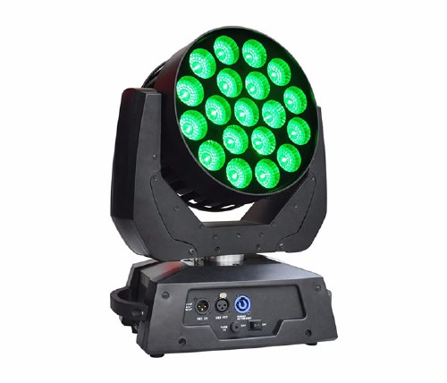 LED Moving Head led RGBW 4-IN-1 19*15W