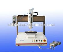 High quality desktop two component silicone sealant filling machine