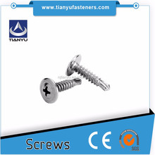 M2 Tapping Screws Hex Socket Cap Head Stainless Steel Self-Tapping Screw