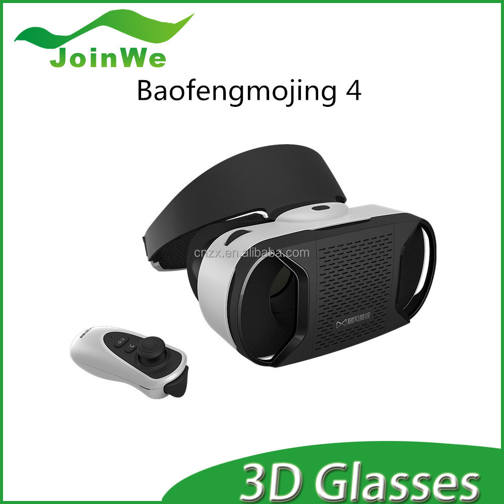 VR Baofeng Mojing 4 Virtual Reality 3D Glasses VR Google cardboard From Joinwe Stock Now