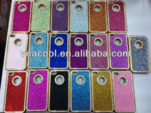 Diamond Jewelled Bling Sparkle Glitter Back Phone Case Cover For Apple iphone 5 5G 5S